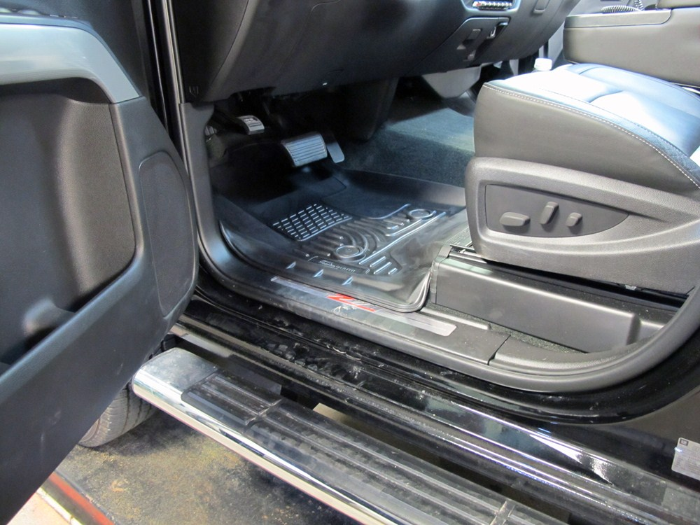 2015 Chevrolet Silverado 2500 Floor Mats Husky Liners