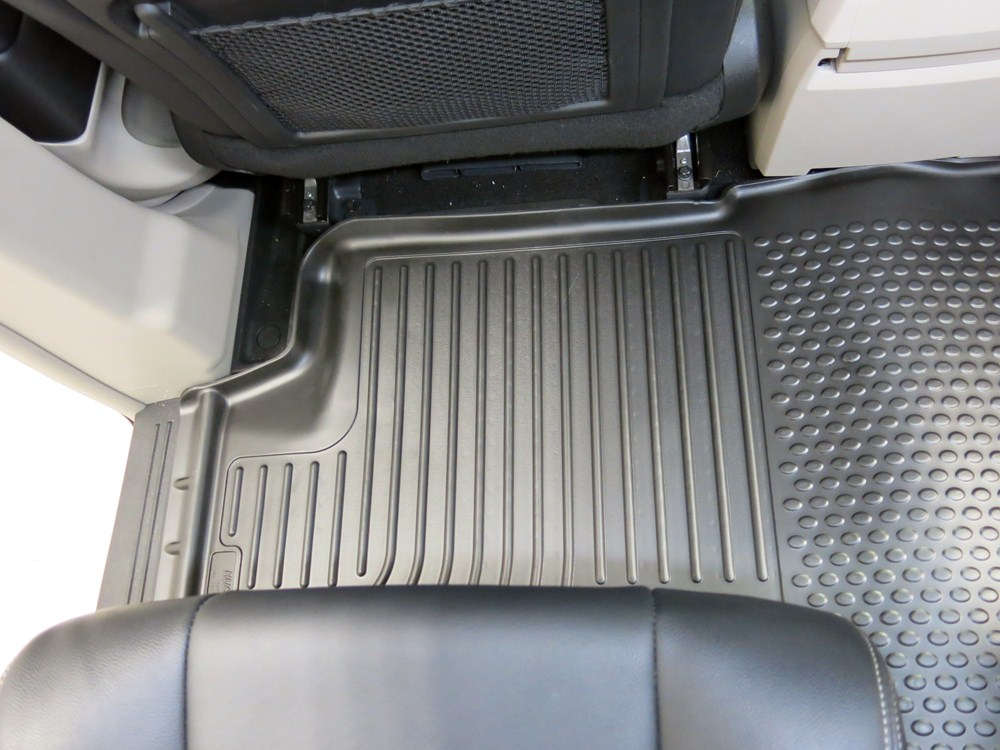 2012 Chrysler Town And Country Floor Mats Husky Liners