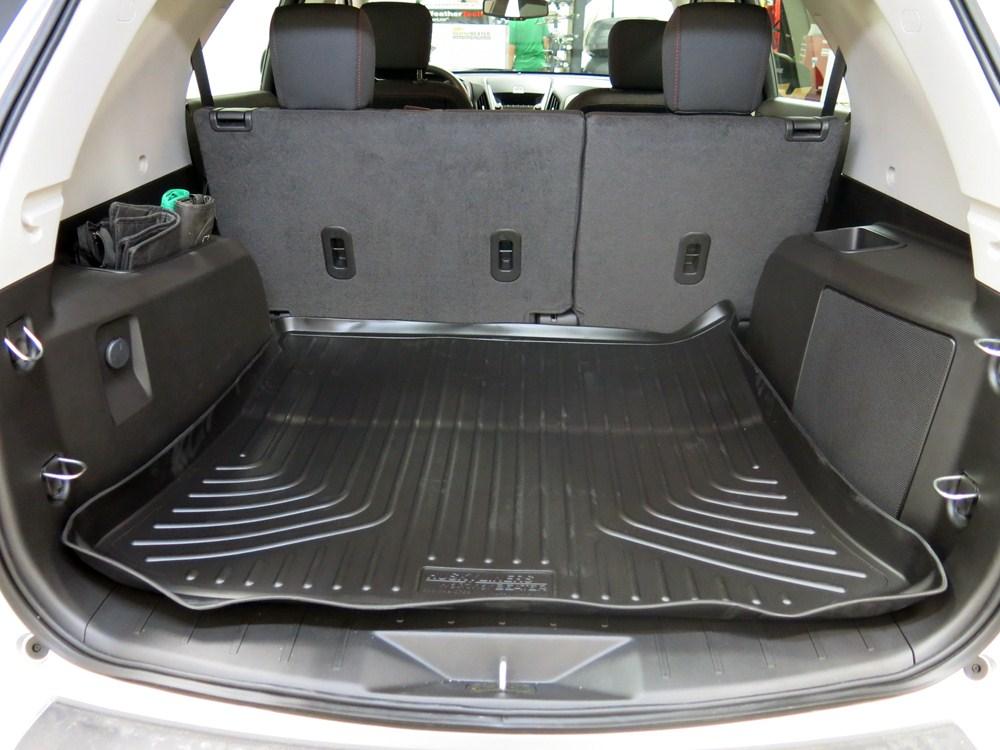 2014 Chevrolet Equinox Floor Mats Husky Liners