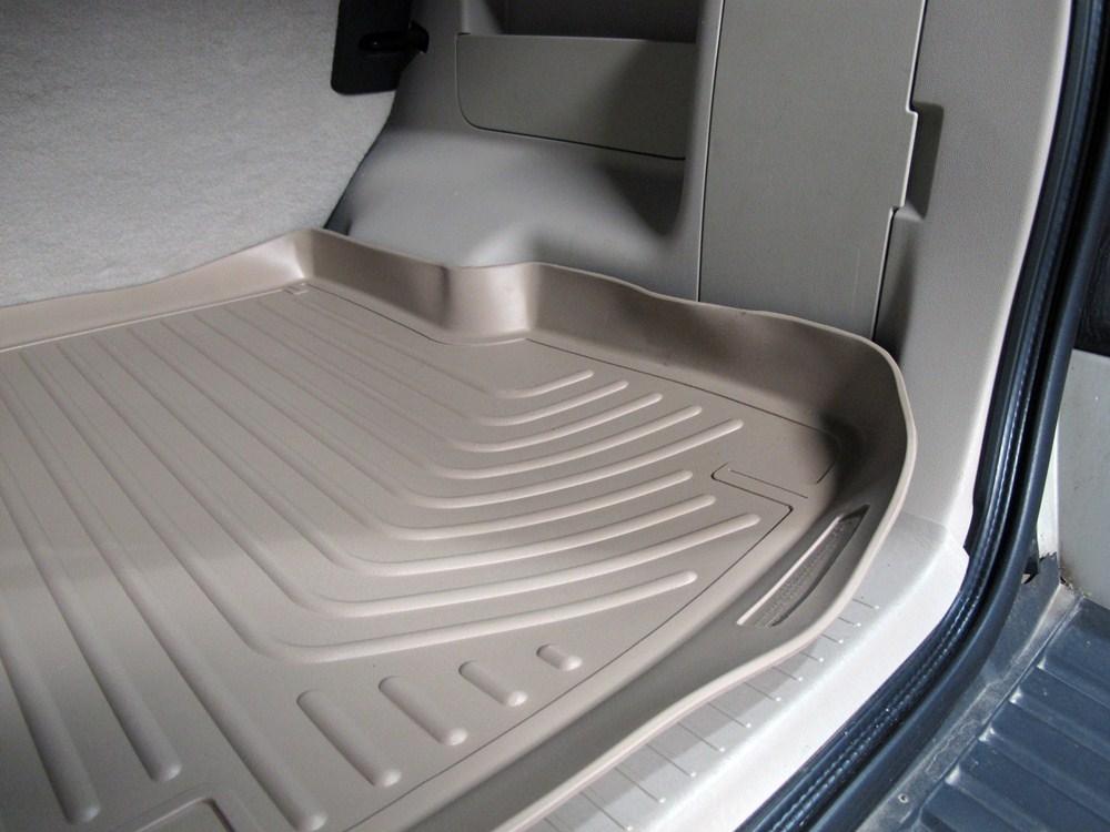 2001 Ford Escape Husky Liners Weatherbeater Custom Cargo