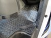 Husky Liners Classic Custom Auto Floor Liners - Front - Black Contoured HL33251 on 2008 Ford Van
