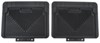 husky liners floor mats second row flat auto - rear black