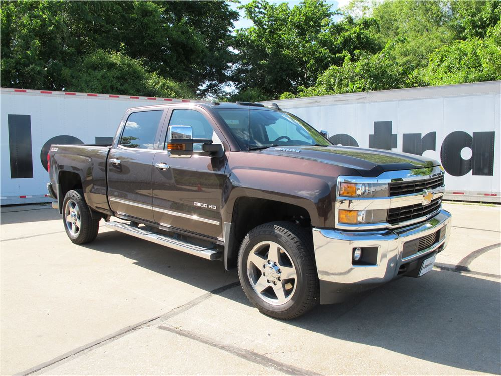 2016 chevrolet silverado 2500 husky liners x act contour custom auto floor liners front black. Black Bedroom Furniture Sets. Home Design Ideas