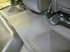 Husky Liners X-act Contour Custom Auto Floor Liner - 2nd Row Rear - Black Black HL53201 on 2013 Chevrolet Silverado