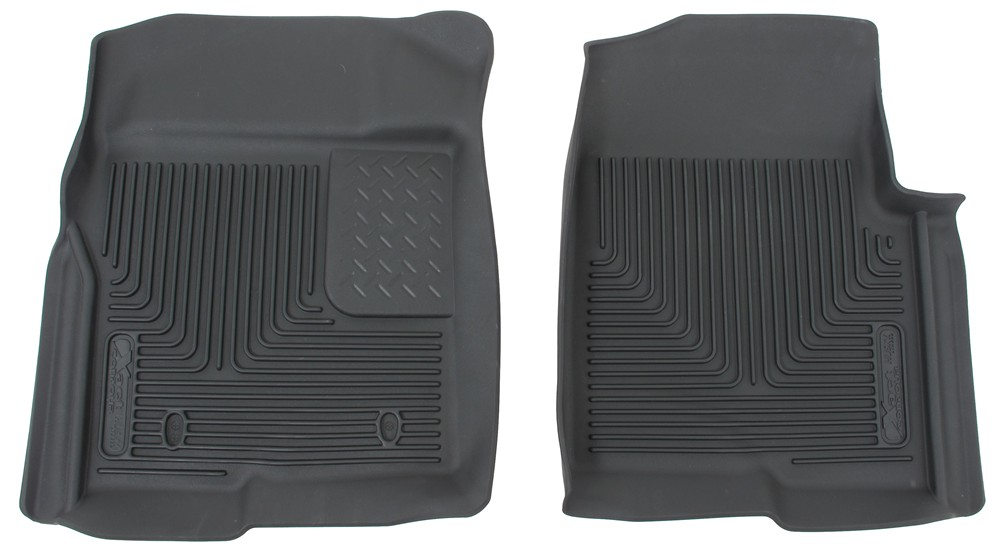 2010 ford f 150 floor mats husky liners. Black Bedroom Furniture Sets. Home Design Ideas
