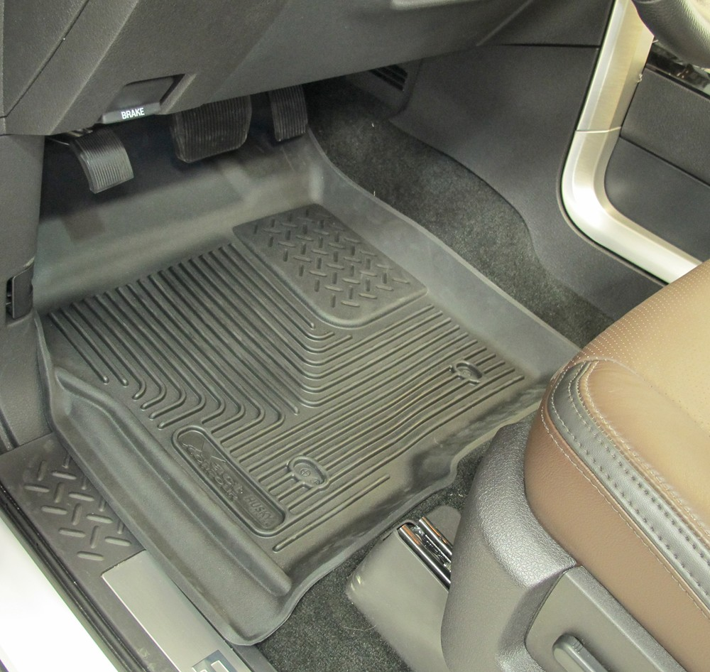 Husky Liners X Act Contour Custom Auto Floor Liners