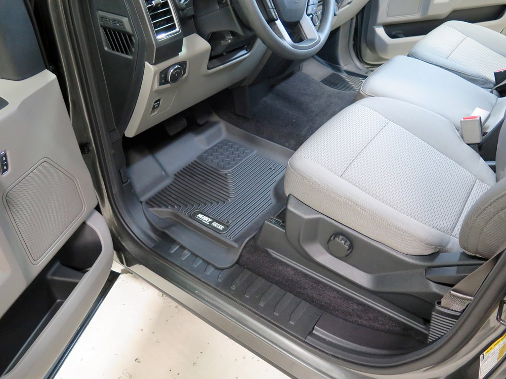 2016 Ford F 150 Floor Mats Husky Liners