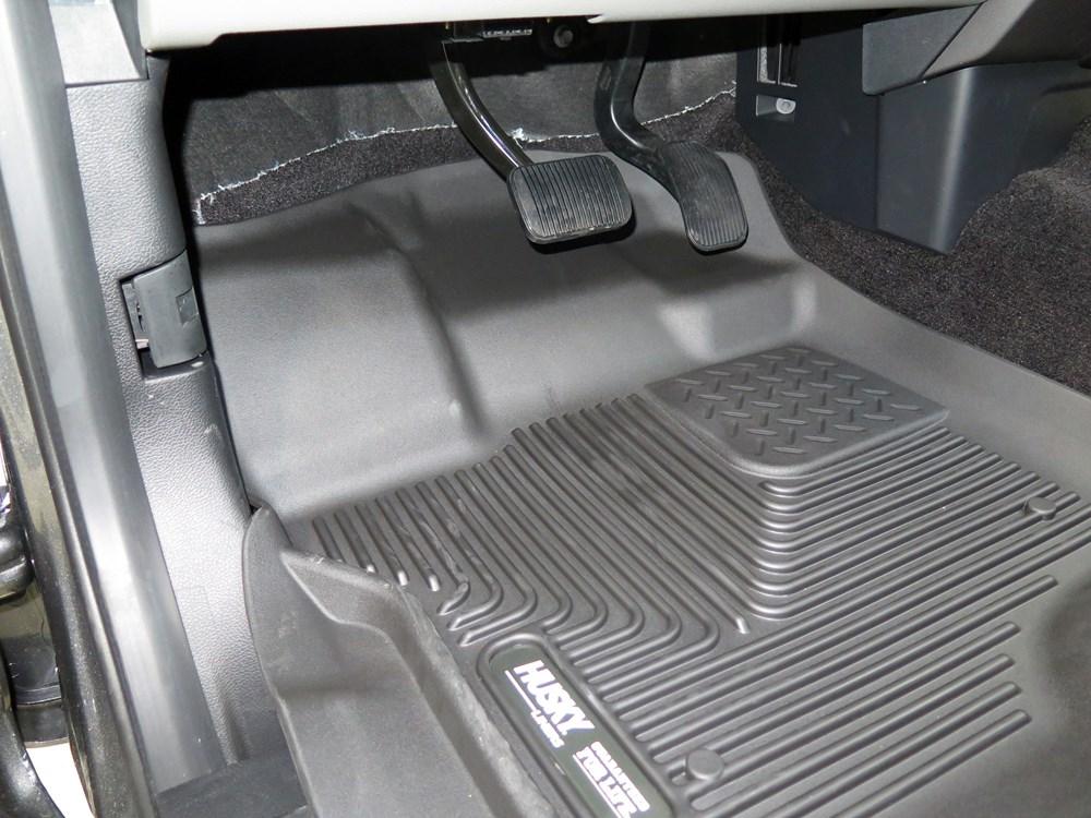 2016 Ford F 150 Floor Mats Husky Liners