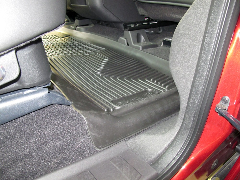 2014 Ford F 250 And F 350 Super Duty Floor Mats Husky Liners
