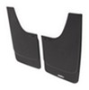 "Husky Liners Universal-Fit, Molded Mud Flaps - 11-3/4"" Wide x 17-5/8"" Long - Front or Rear Plastic HL56331"