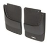 husky liners mud flaps custom fit drilling required molded - rear pair