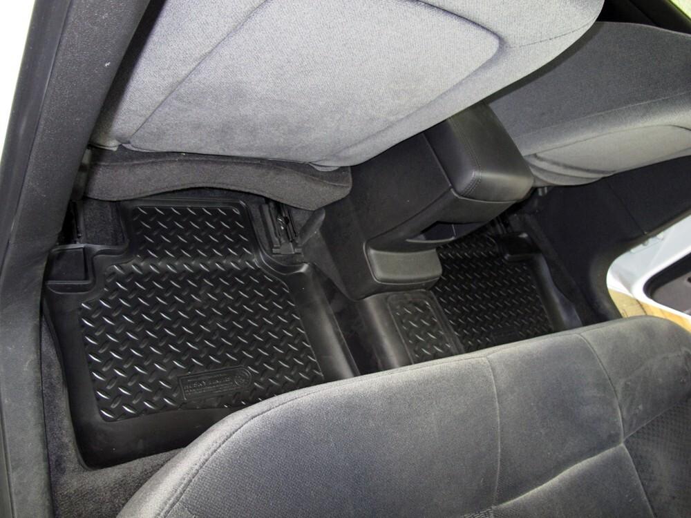 Husky Liners Classic Custom Auto Floor Liners Rear