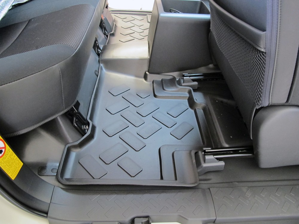 2012 toyota fj cruiser floor mats husky liners. Black Bedroom Furniture Sets. Home Design Ideas