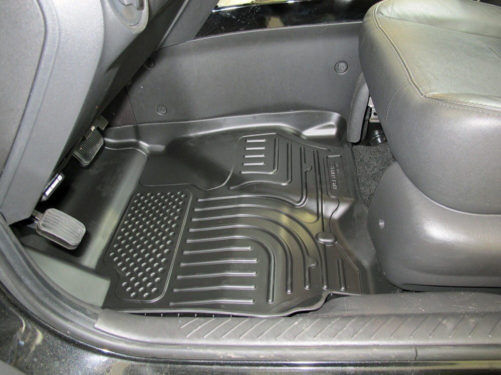2011 ford escape floor mats husky liners. Black Bedroom Furniture Sets. Home Design Ideas