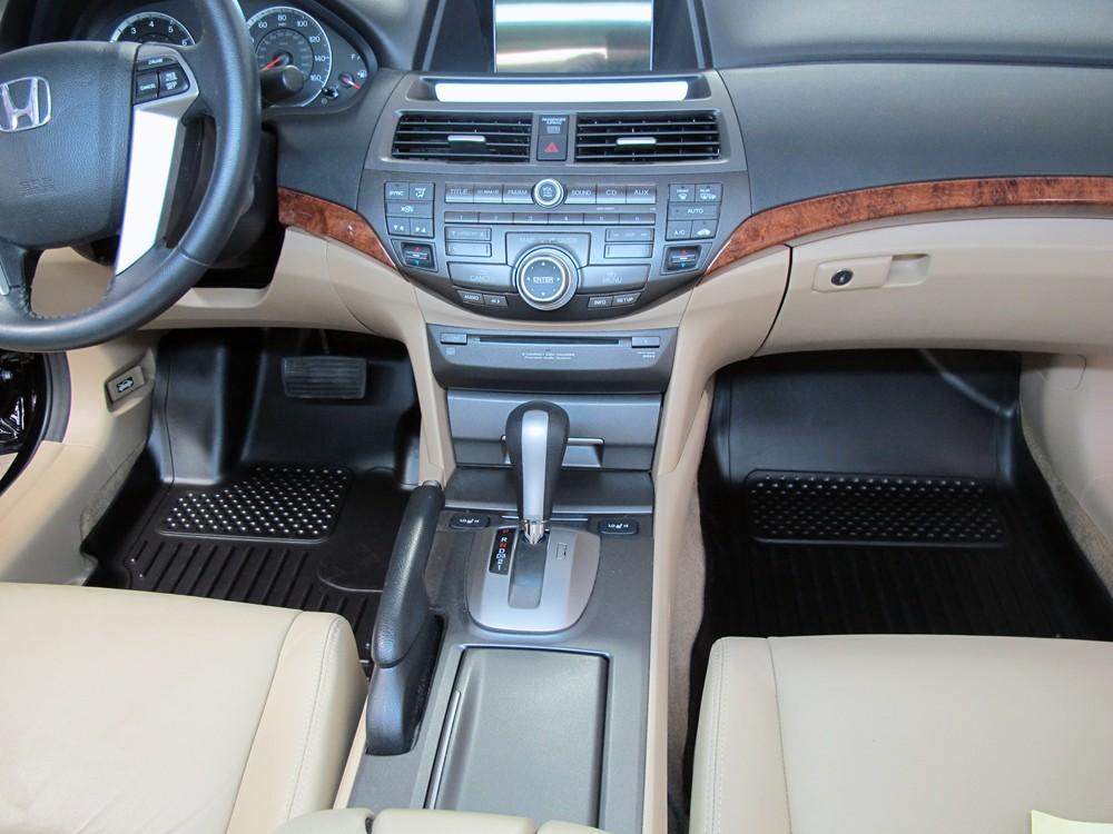 2012 Honda Accord Husky Liners Weatherbeater Custom Auto