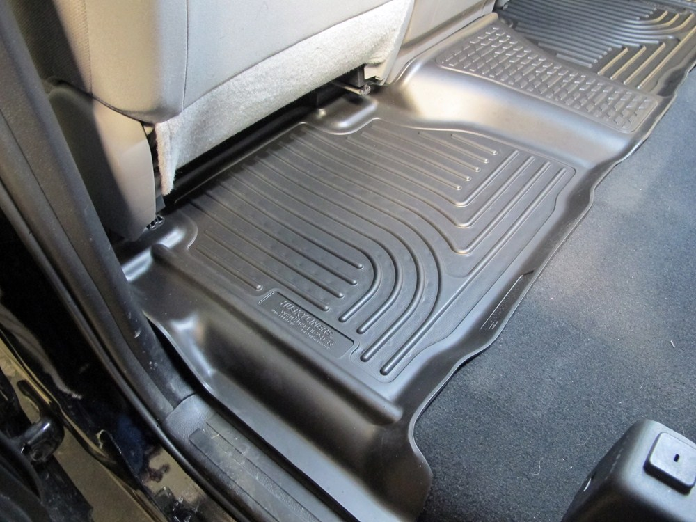 2011 Toyota Tundra Husky Liners Weatherbeater Custom Auto