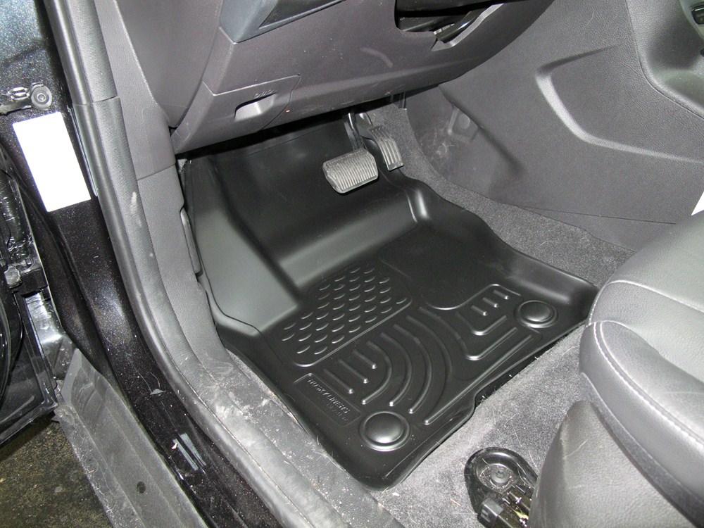 2013 Ford Focus Floor Mats Husky Liners