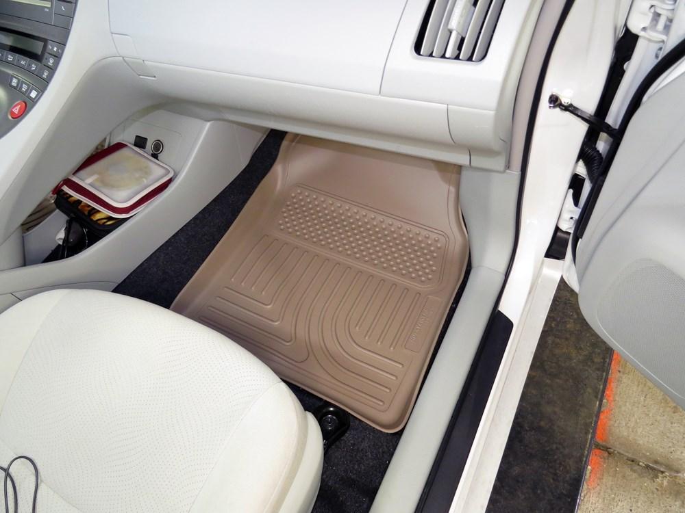 2011 Toyota Prius Husky Liners Weatherbeater Custom Auto