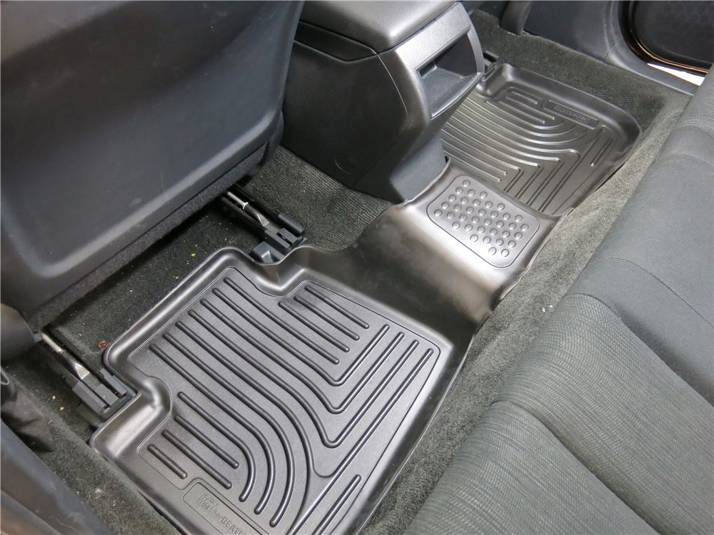 2014 subaru outback wagon floor mats husky liners. Black Bedroom Furniture Sets. Home Design Ideas