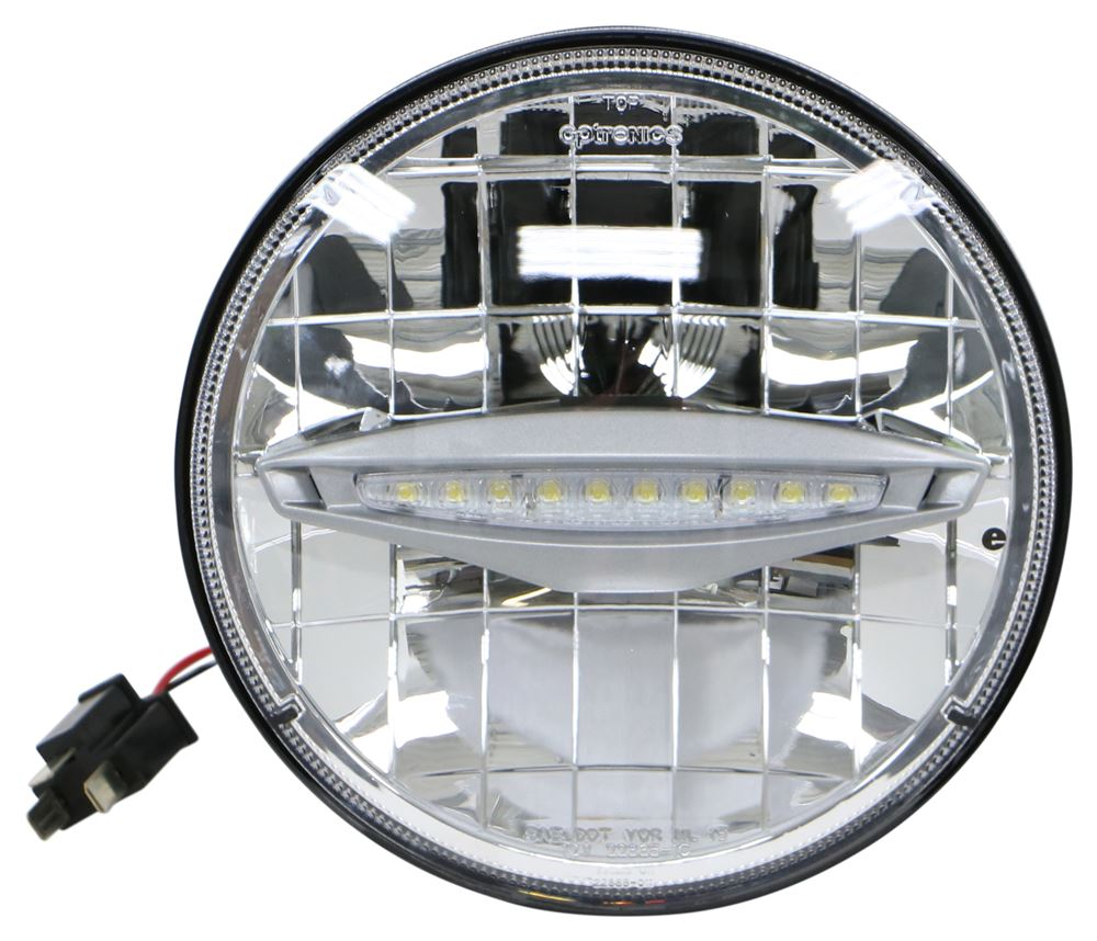 Replacement Headlamp For Opti Brite Sealed Beam To Led
