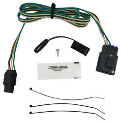 Hopkins 2007 Ford Explorer Custom Fit Vehicle Wiring