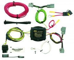 Hopkins 2012 Ford Fiesta Custom Fit Vehicle Wiring