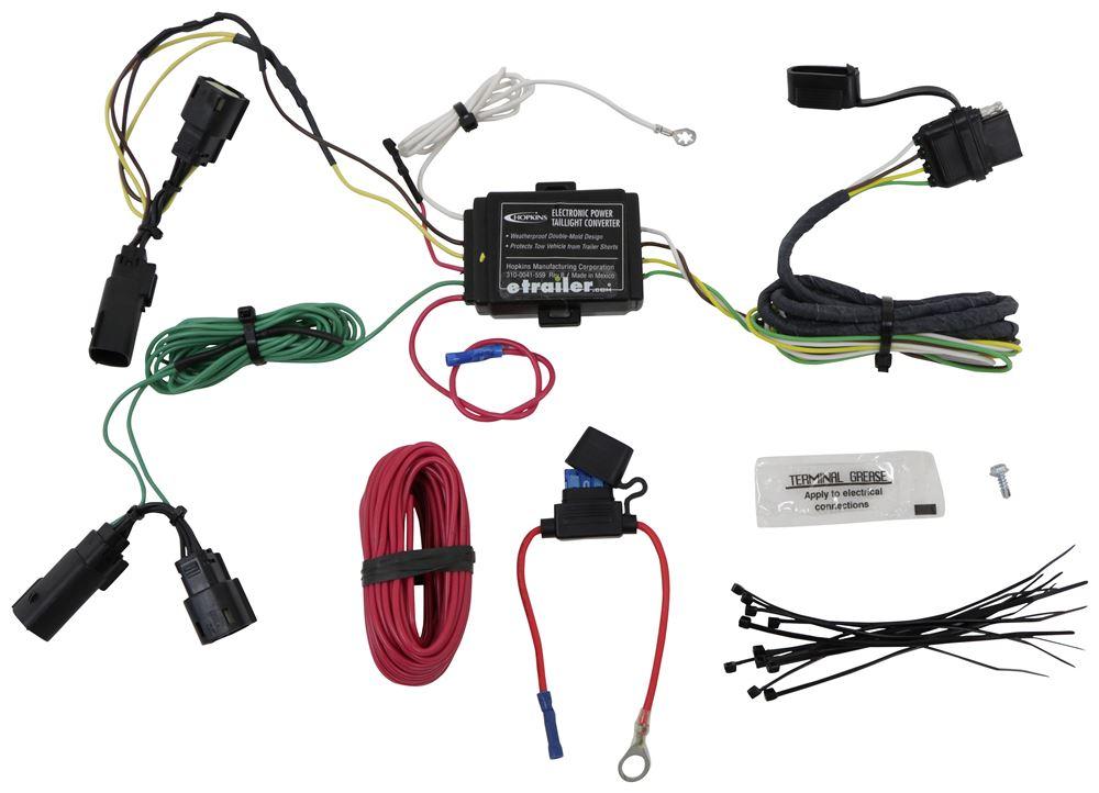 2013 Ford Fusion Hopkins Plug