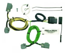 Hopkins 2006 Ford Freestyle Custom Fit Vehicle Wiring