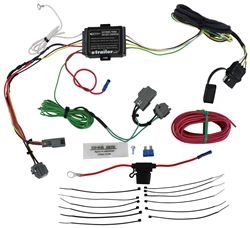 2012 ford focus trailer wiring etrailer com on 2004 Ford Ranger Wiring Harness for hopkins 2012 ford focus custom fit vehicle wiring at Chevy Aveo Wiring Harness
