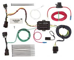 Hopkins 2012 Chevrolet Sonic Custom Fit Vehicle Wiring