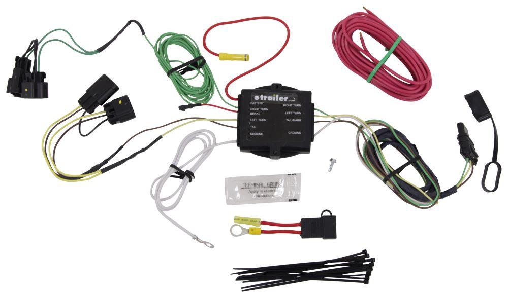 Custom Fit Vehicle Wiring HM11141615 - Powered Converter - Hopkins