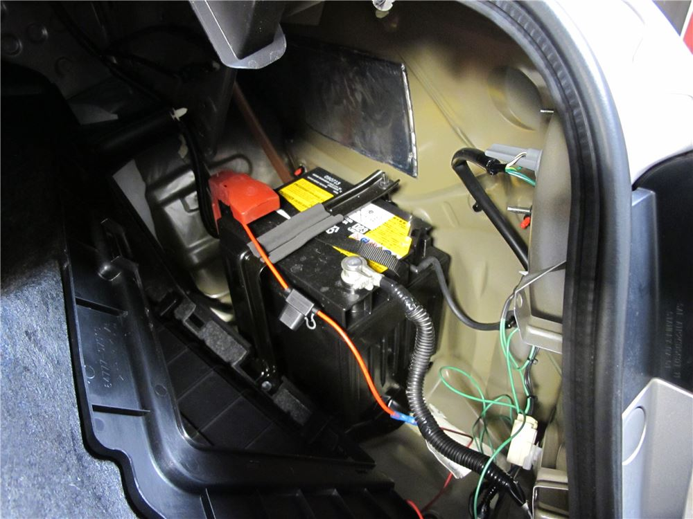 hopkins plug-in simple vehicle wiring harness with 4-pole flat trailer  connector hopkins custom fit vehicle wiring hm11141820