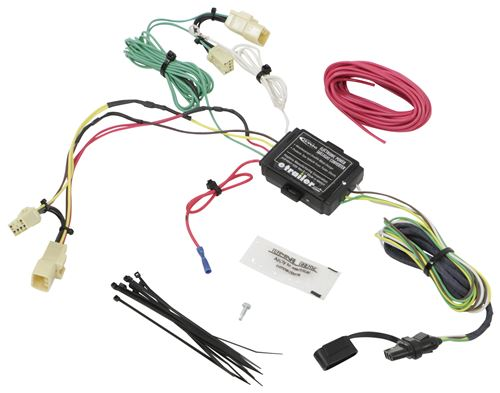 2010 toyota yaris hopkins plug in simple vehicle wiring harness with 4 pole flat trailer connector. Black Bedroom Furniture Sets. Home Design Ideas