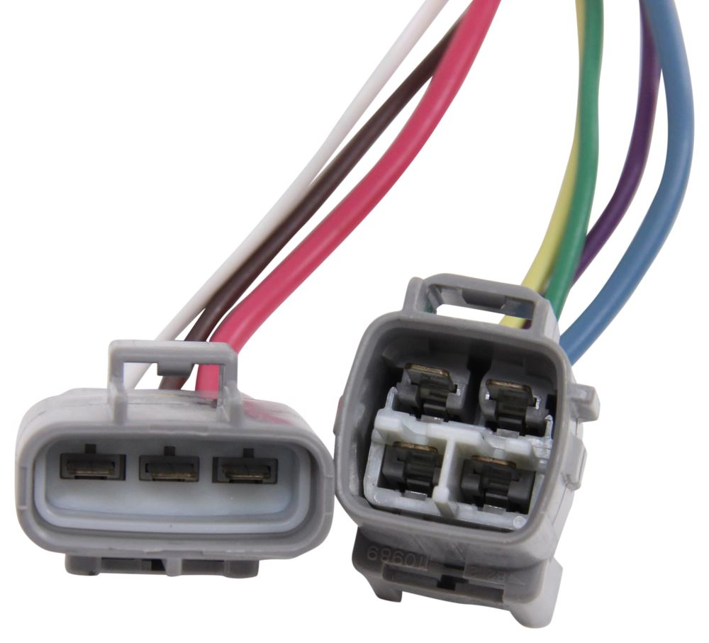 Compare Hopkins Plug In Vs Replacement Multi The Wiring So Ford Included A New With Thereplacement Switch No Converter Custom Fit Vehicle Hm11141855