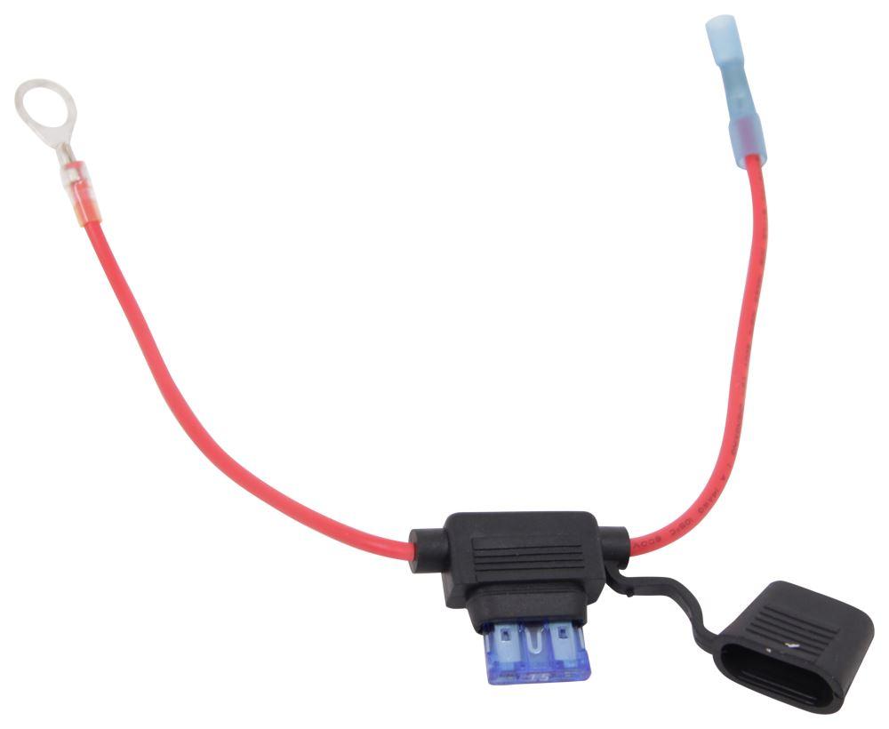 Compare Curt T Connector Vs Hopkins Plug In Etrailercom Trailer Hitch Wiring Bracket Hm11142485 4 Flat