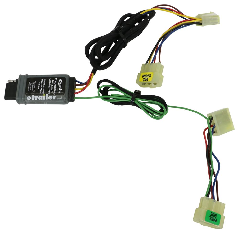 Compare Westin Fey Surestep Vs Hopkins Plug In Etrailercom Led Wiring Harness Kit Simple Vehicle With 4 Pole Flat Trailer Connector Custom