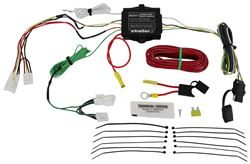 2009 hyundai santa fe trailer wiring etrailer com rh etrailer com Dodge Durango Trailer Wiring Harness Subaru Impreza Trailer Wiring Harness