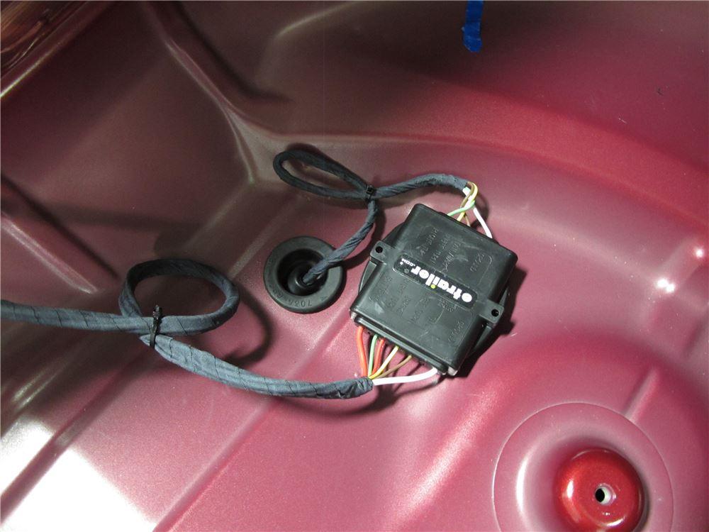 2017 Subaru Crosstrek Custom Fit Vehicle Wiring