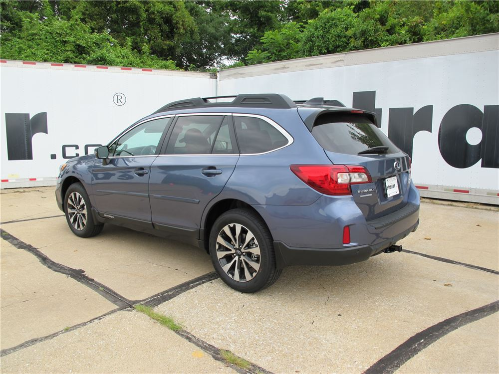 2017 subaru outback wagon hopkins plug in simple vehicle wiring rh etrailer com  2017 subaru outback trailer hitch wiring harness