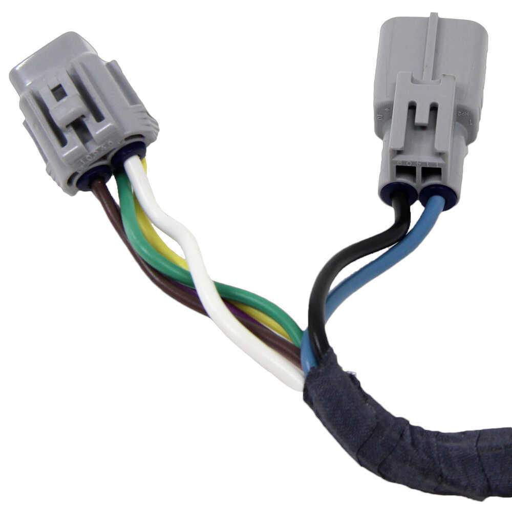 Compare Hopkins Plug In Vs 7 And 4 Pole Trailer Painless Wiring Harness 2005 Envoy Custom Fit Vehicle Hm11143910