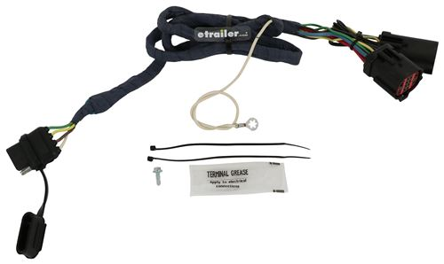 Hopkinsr 40125 Ford F150 19871996 Towing Wiring Harnesses