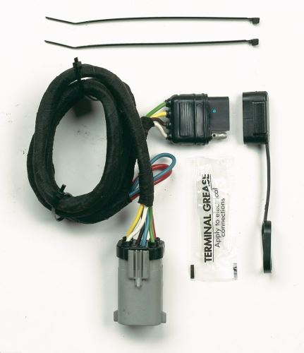 Hopkins Plug-in Simple Wiring Harness For Factory Tow Package