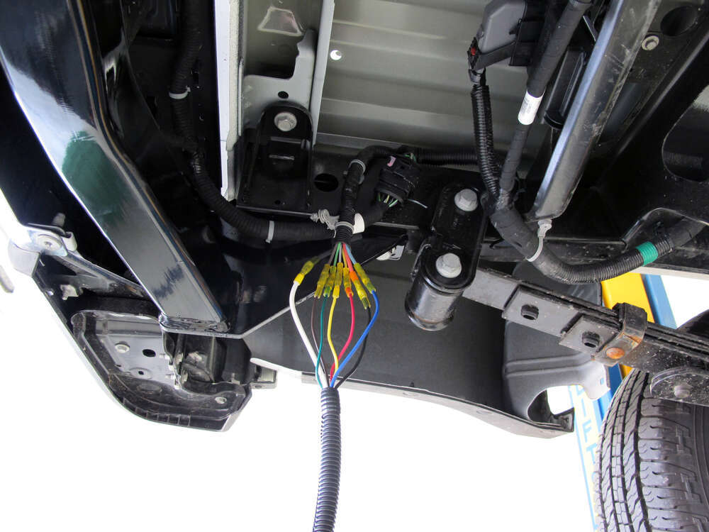 Trailer Wiring Harness For Chevy Colorado : Chevy colorado trailer wiring diagram