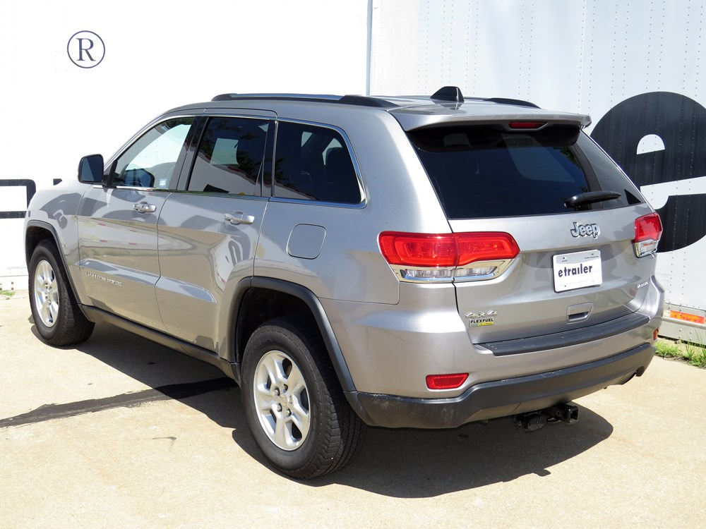 2014 Jeep Grand Cherokee Trailer Wiring Diagram : Jeep cherokee and pole trailer connector socket