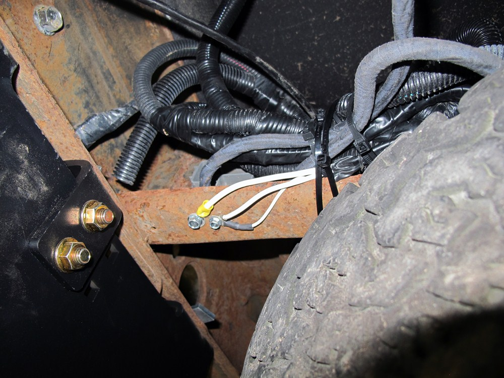 Dinghy Towing Wiring Harness also Porsche Cayenne Trailer Hitch Wiring Harness Installation moreover 331998587961 together with parison furthermore HM40985. on hopkins wiring harness 40965