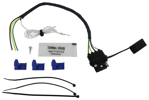 1997 gmc jimmy hopkins vehicle wiring harness with 4 pole. Black Bedroom Furniture Sets. Home Design Ideas