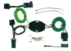 Hopkins 2001 Chevrolet Express Van Custom Fit Vehicle Wiring
