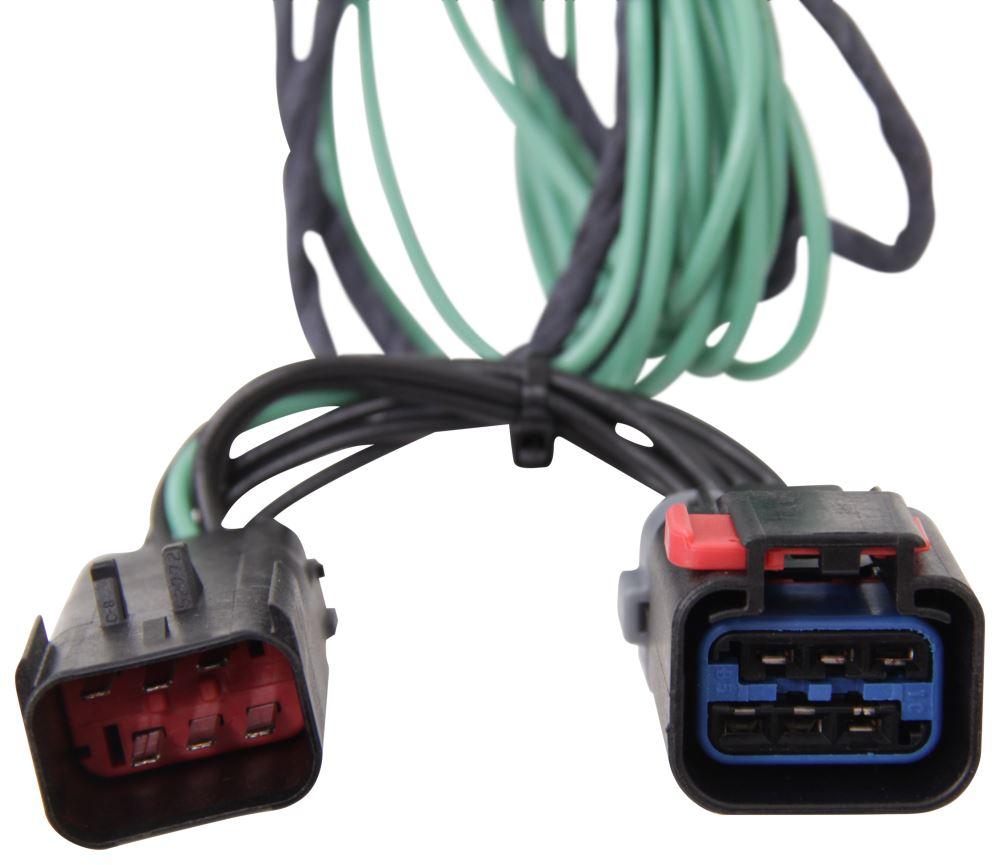 Compare Hopkins Plug In Vs Curt T Connector 2014 Durango Trailer Wiring Harness Hm42245 4 Flat Hitch