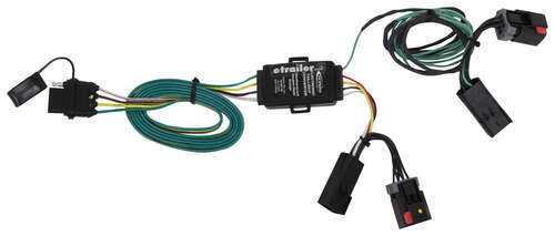 2007 chrysler aspen hopkins plug in simple vehicle wiring harness with 4 pole flat trailer connector. Black Bedroom Furniture Sets. Home Design Ideas
