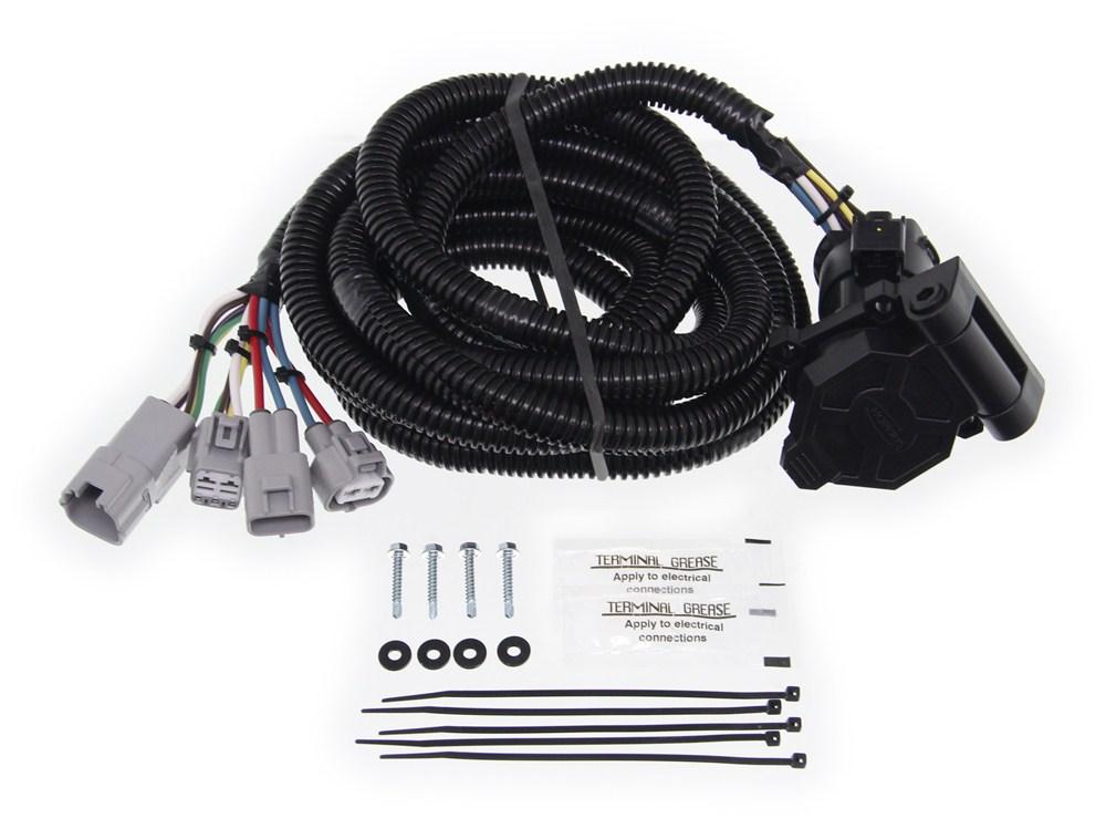 Toyota tundra custom fit vehicle wiring hopkins